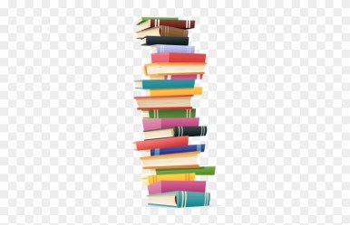 Free Stack Of Textbooks Png Tall Stack Of Books Clipart Free Transparent PNG Clipart Images Download