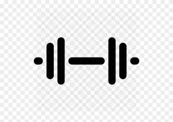 Dumbell Gym Fitness Training Weight Lifting Icon Fitness Png Icon Free Transparent PNG Clipart Images Download