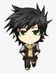 Anime Wolf Boy Chibi Cute Anime Wolf Boy Cute Boy Chibi Anime Boy Free Transparent PNG Clipart Images Download