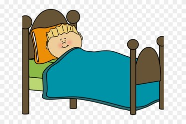 Sleeping Clipart Childrens Bed Sleep Clipart Free Transparent PNG Clipart Images Download