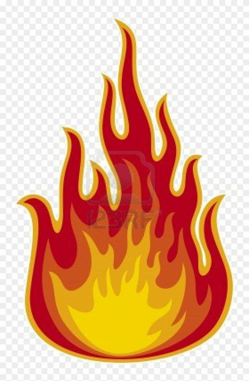 Fire Gif Transparent : transparent, Transparent, Flames, Cartoon, Clipart, Images, Download