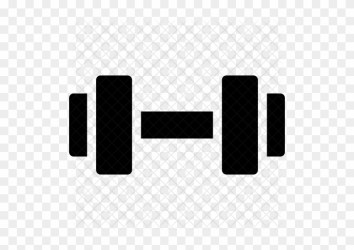 Dumbbell Icon Workout Icon Free Transparent PNG Clipart Images Download