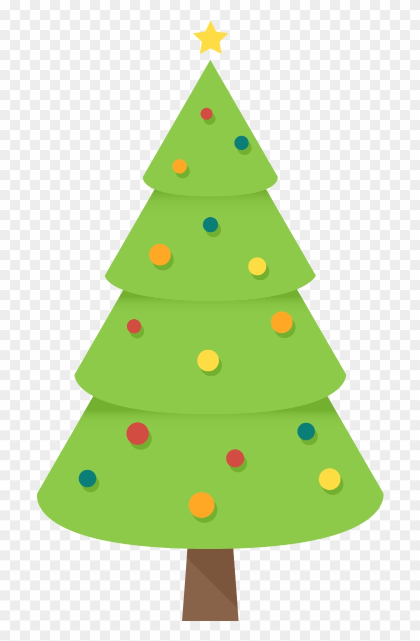 Christmas Tree Clipart Free : christmas, clipart, Christmas, Clipart, Images, Freeclipart, Simple, Transparent, Download