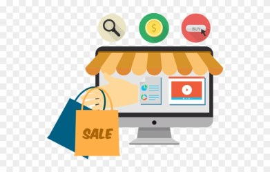 Online Shopping Sale Vector Vector Graphic Sale Shopping Cartoon Shopping Icon Png Free Transparent PNG Clipart Images Download
