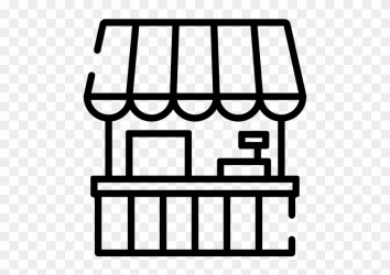 Food Stall Free Icon Stall Logo Free Transparent PNG Clipart Images Download