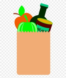 Grocery Groceries Clip Art Clear Background Free Transparent PNG Clipart Images Download