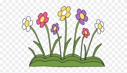 Spring Flower Clipart Free Spring Flowers Clipart Free Transparent PNG Clipart Images Download