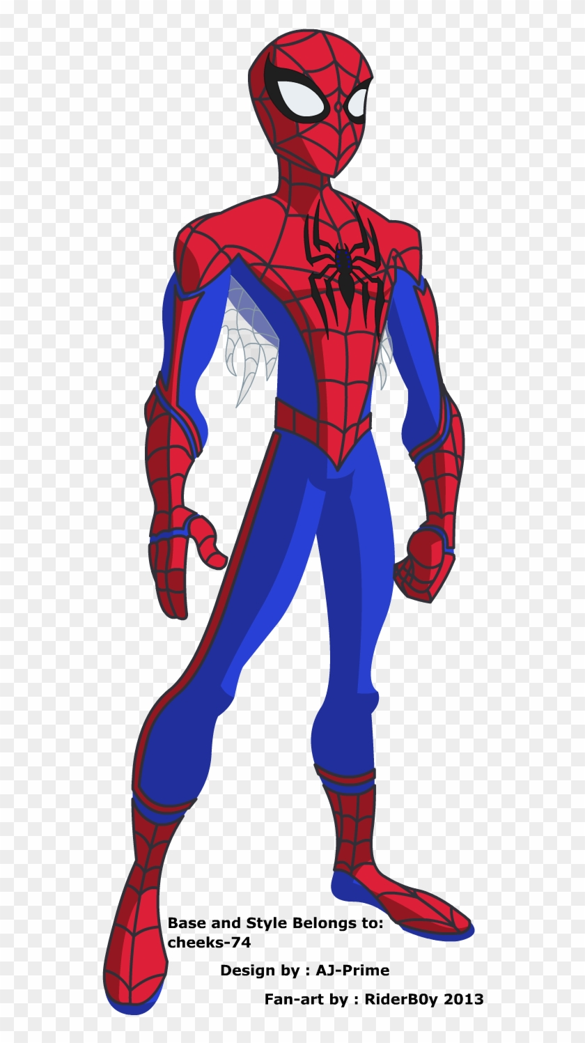 Spider Man Suit Drawing : spider, drawing, Spiderman, Drawing, Spectacular, Spider, Suits, Transparent, Clipart, Images, Download