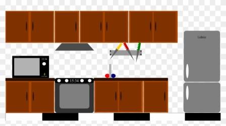 Cartoon Kitchen Clipart Cartoon Kitchen Transparent Background Free Transparent PNG Clipart Images Download