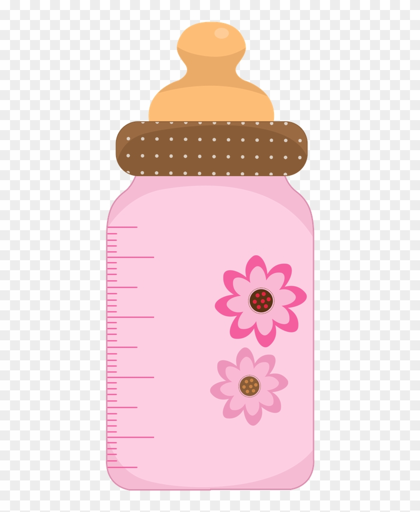 Baby Bottle Clipart : bottle, clipart, Diaper, Bottles, Infant, Shower, Bottle, Clipart, Transparent, Images, Download
