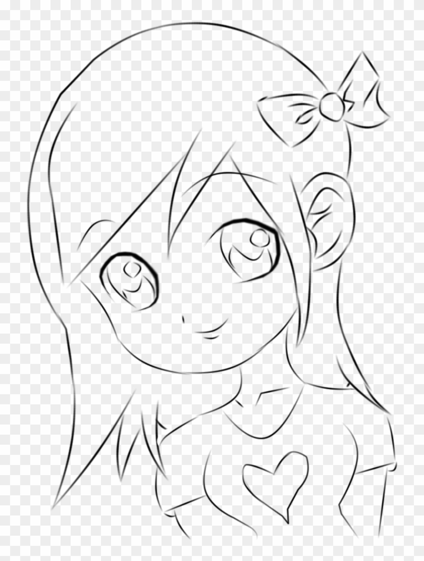 Easy Anime Girl Eyes Drawing How To Draw An Anime Girl Face Really