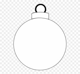 Christmas Ball Black White Xmas Holiday Peace Symbol Metepec Free Transparent PNG Clipart Images Download