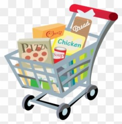 Grocery Shopping Clipart Transparent PNG Clipart Images Free Download ClipartMax