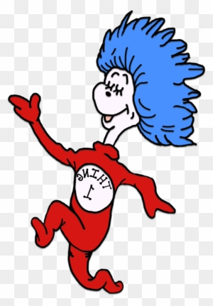 Thing 1 And Thing 2 Clip Art : thing, Thing, Clipart,, Transparent, Clipart, Images, Download, ClipartMax