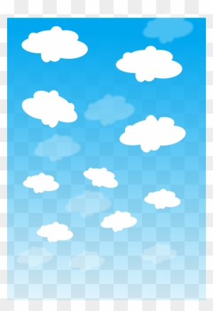 Cartoon Clouds Png : cartoon, clouds, Cloud,, Blue,, White,, Cartoon,, Clouds,, Free,, Nature, Clipart, Transparent, Images, Download