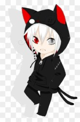 Anime For > Chibi Anime Boy With Hoodie Chibi Anime Boy Free Transparent PNG Clipart Images Download