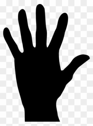 Gambar Telapak Tangan Animasi : gambar, telapak, tangan, animasi, Silhouettes,, Hands,, Palms,, Gambar, Telapak, Tangan, Animasi, Transparent, Clipart, Images, Download
