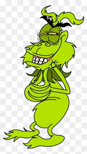 Grinch Smiling : grinch, smiling, Grinch, Smiling, Chimp, Lotusbandicoot, Transparent, Clipart, Images, Download