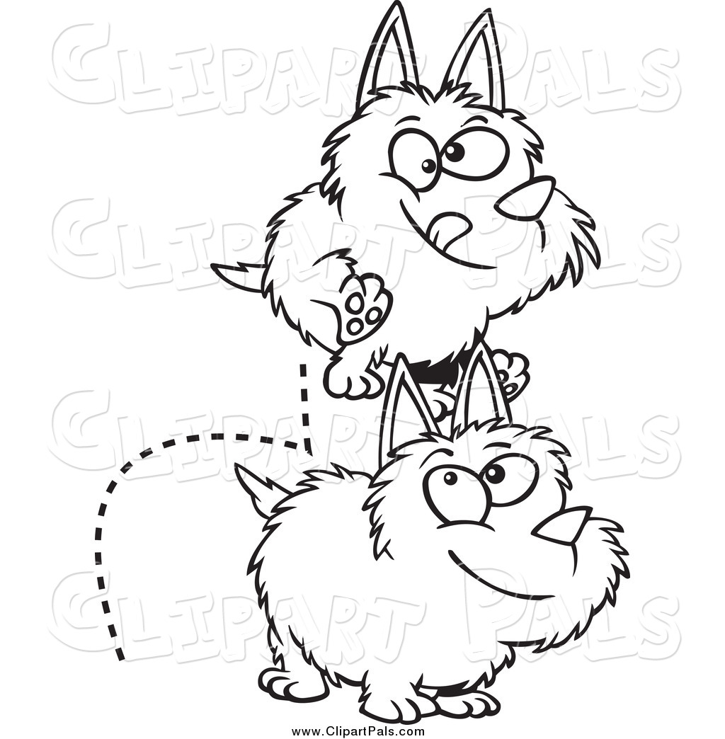 Royalty Free Stock Friend Designs Of Dogs