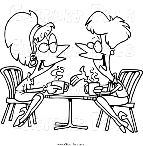 small resolution of contiguity with your friend is always valuable and desired friends talking clipart is needed when you want to emphasize this idea