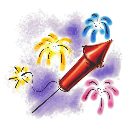 small resolution of fireworks clipart free animated