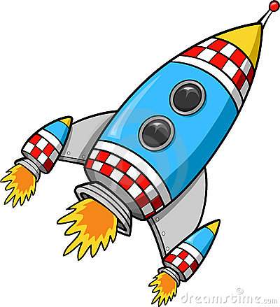 rockets clipart