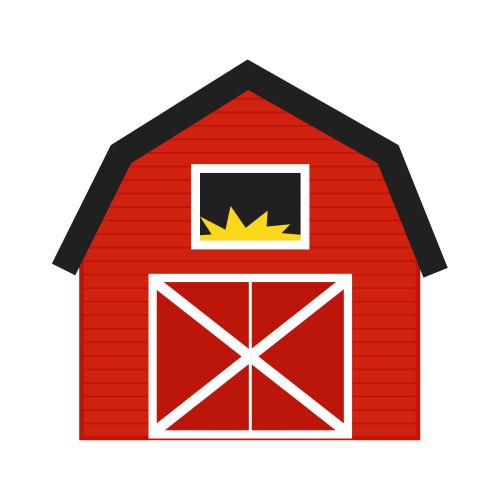 small resolution of barn clipart