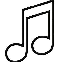 digitizing dolls music note 3 applique machine by digitizingdolls [ 1024 x 1131 Pixel ]