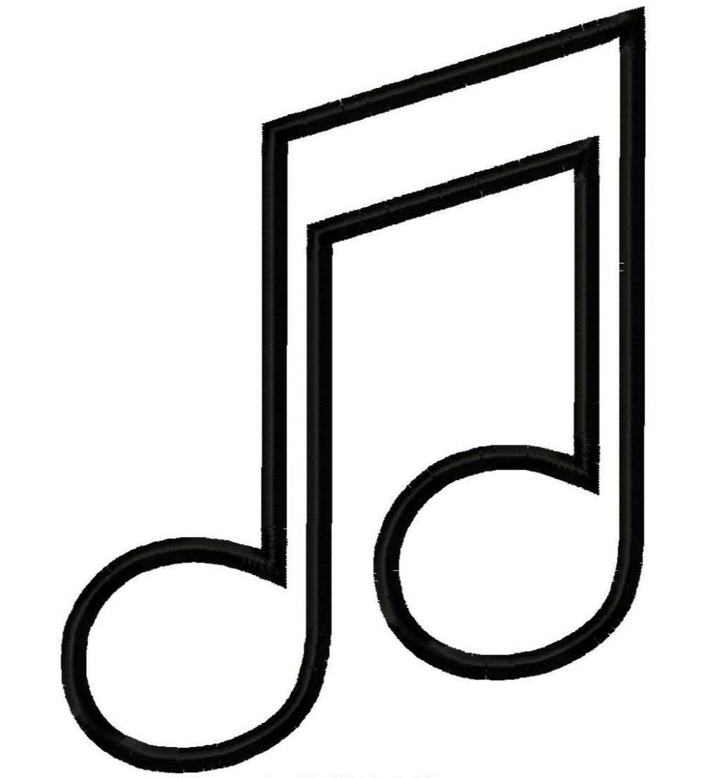 medium resolution of digitizing dolls music note 3 applique machine by digitizingdolls