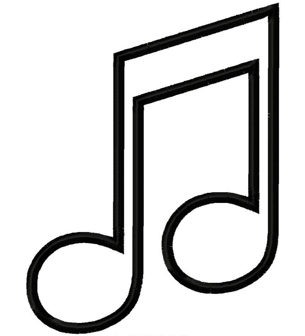 hight resolution of digitizing dolls music note 3 applique machine by digitizingdolls
