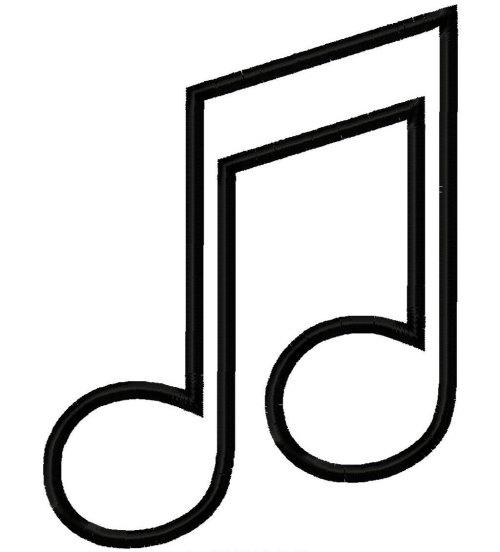 small resolution of digitizing dolls music note 3 applique machine by digitizingdolls