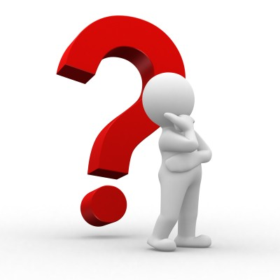 question marks - Proof That Blog