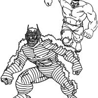 Scary Monster Coloring Pages   Cliparts.co