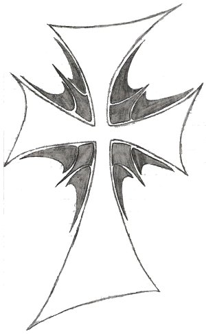 drawings cross drawing cool easy draw crosses maltese clipart pencil christian cliparts sketches designs google library clipartbest tattoo hand paintingvalley