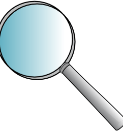 looking magnifying glass clipart 1 [ 1000 x 995 Pixel ]