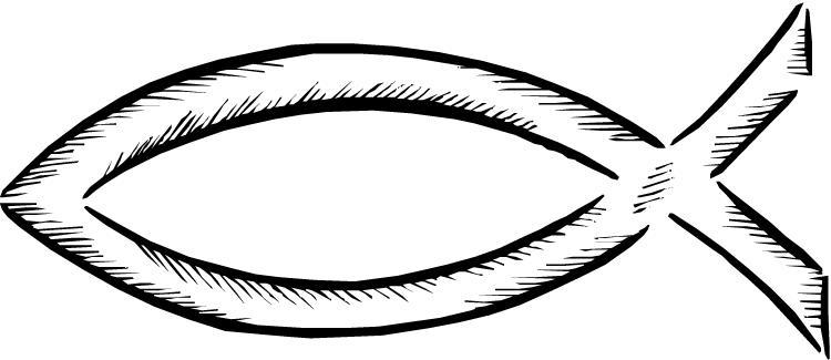Catholic Fish Symbol
