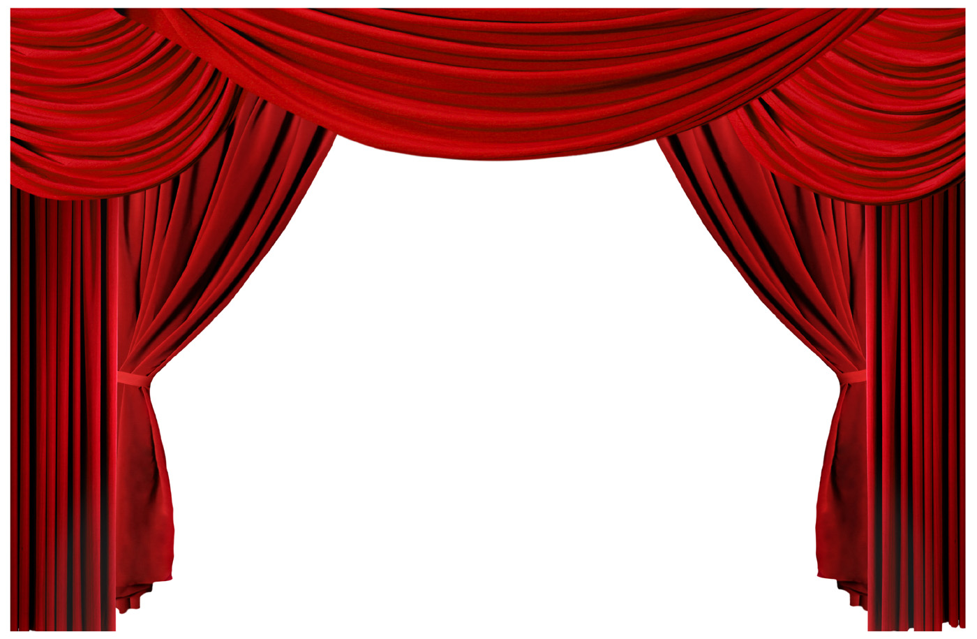 Red Stage Curtains Images  Pictures  Becuo  Clipartsco