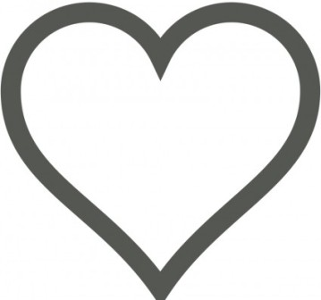 Download Love Heart Vector - Cliparts.co
