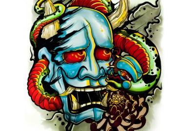 Flash Art Tattoo Designs Free