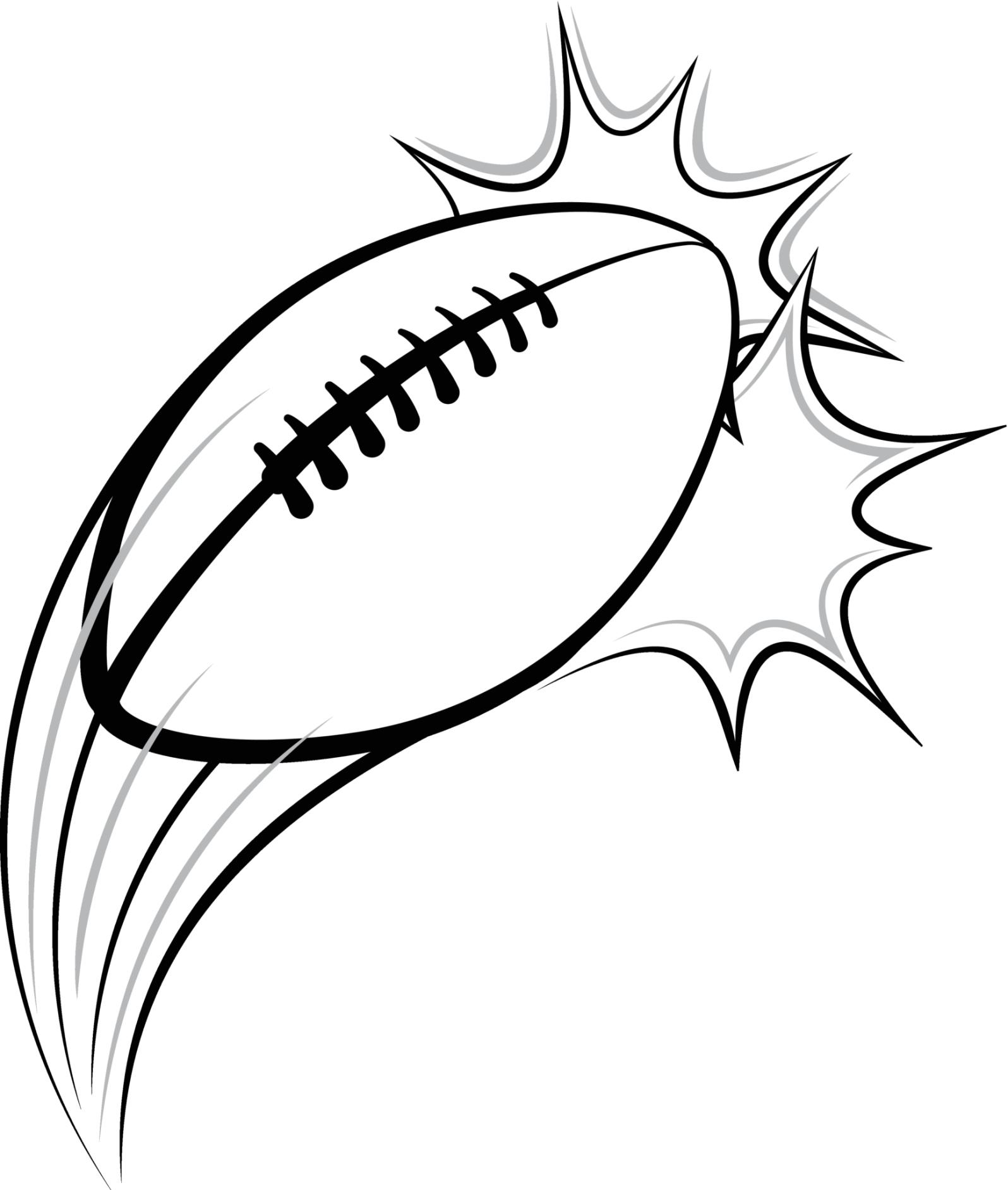 Drawing Of Football