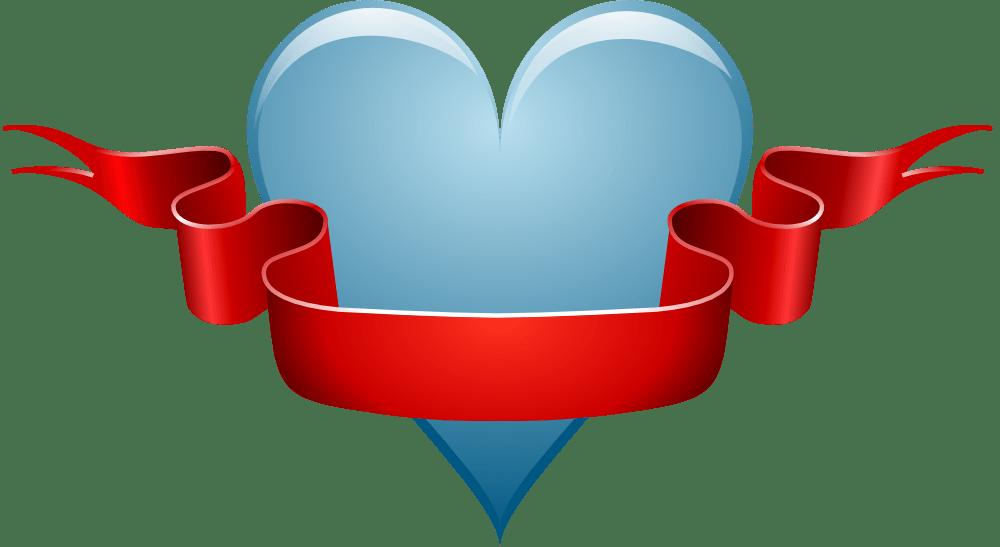 Heart And Cross Clip Art