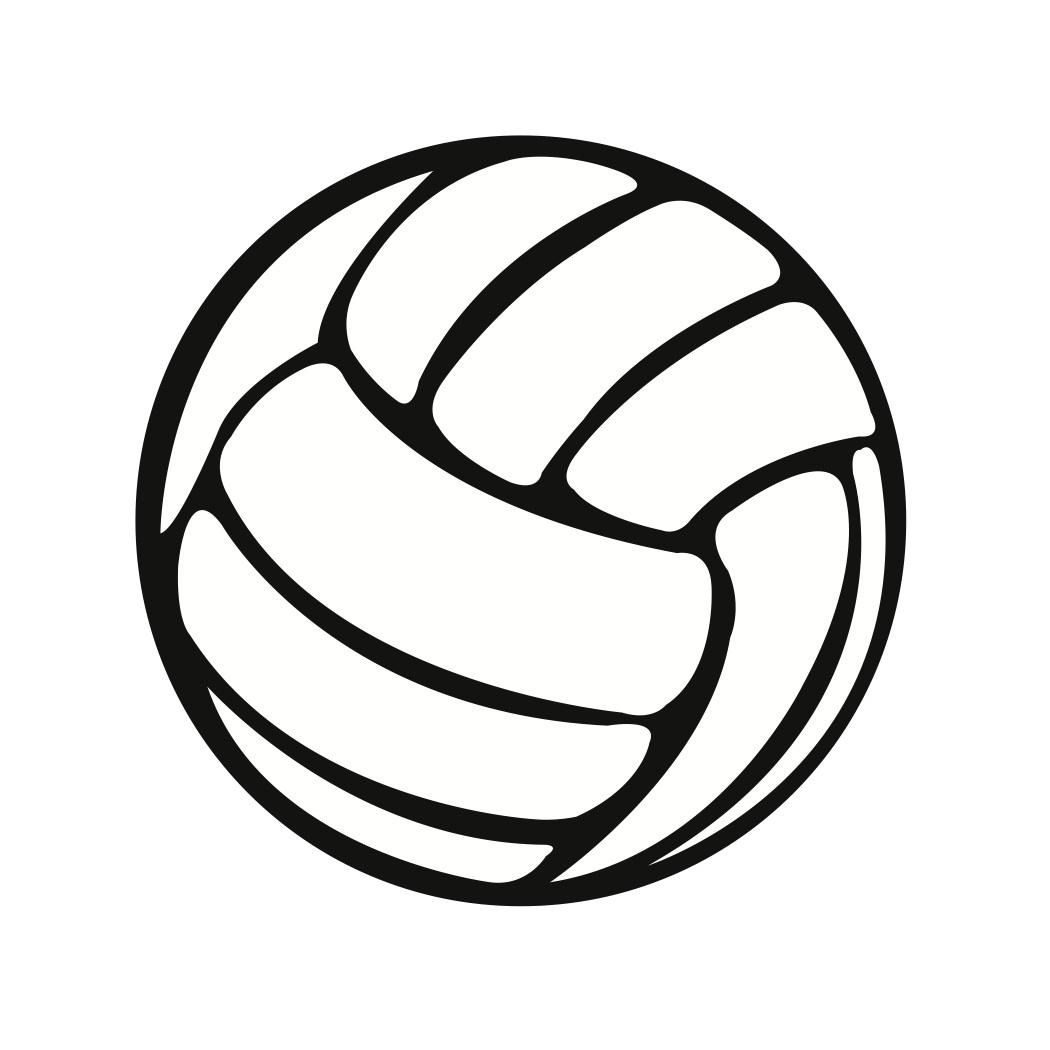 Volleyball Ball Clip Art