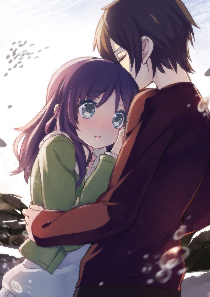 Romantic Anime Hug : romantic, anime, ANIME, œ�, Anime, Couple., .romantic., .love., .sweet., Cliparts.co