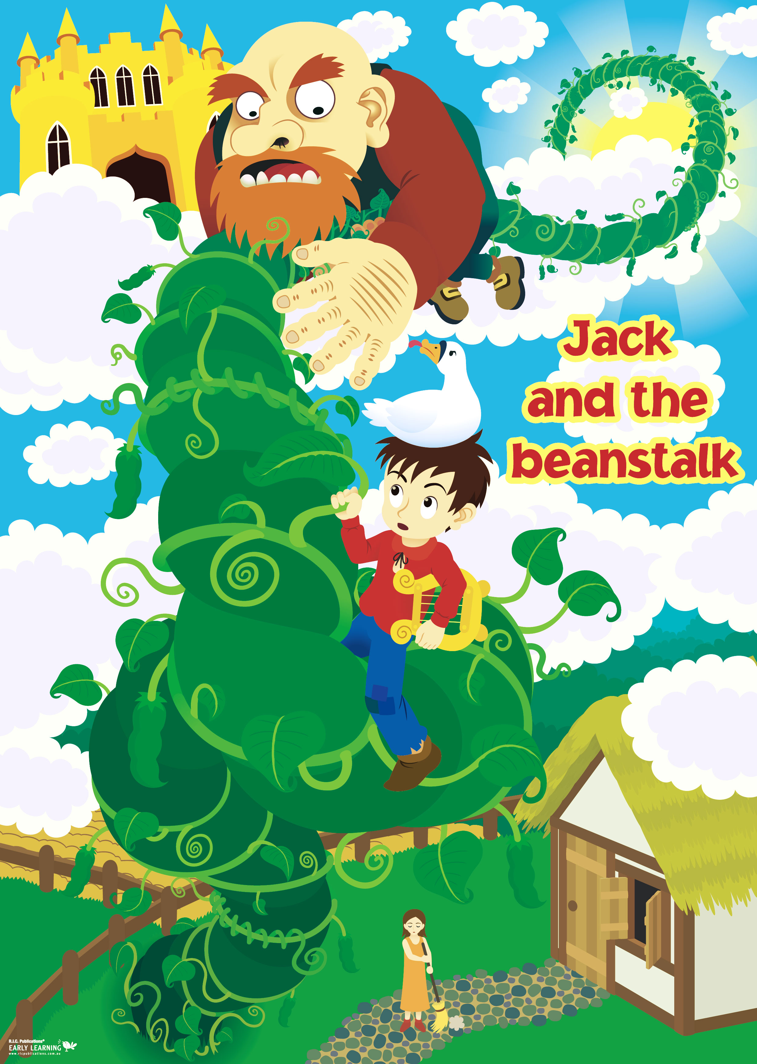 Jack And The Beanstalk Art Activities