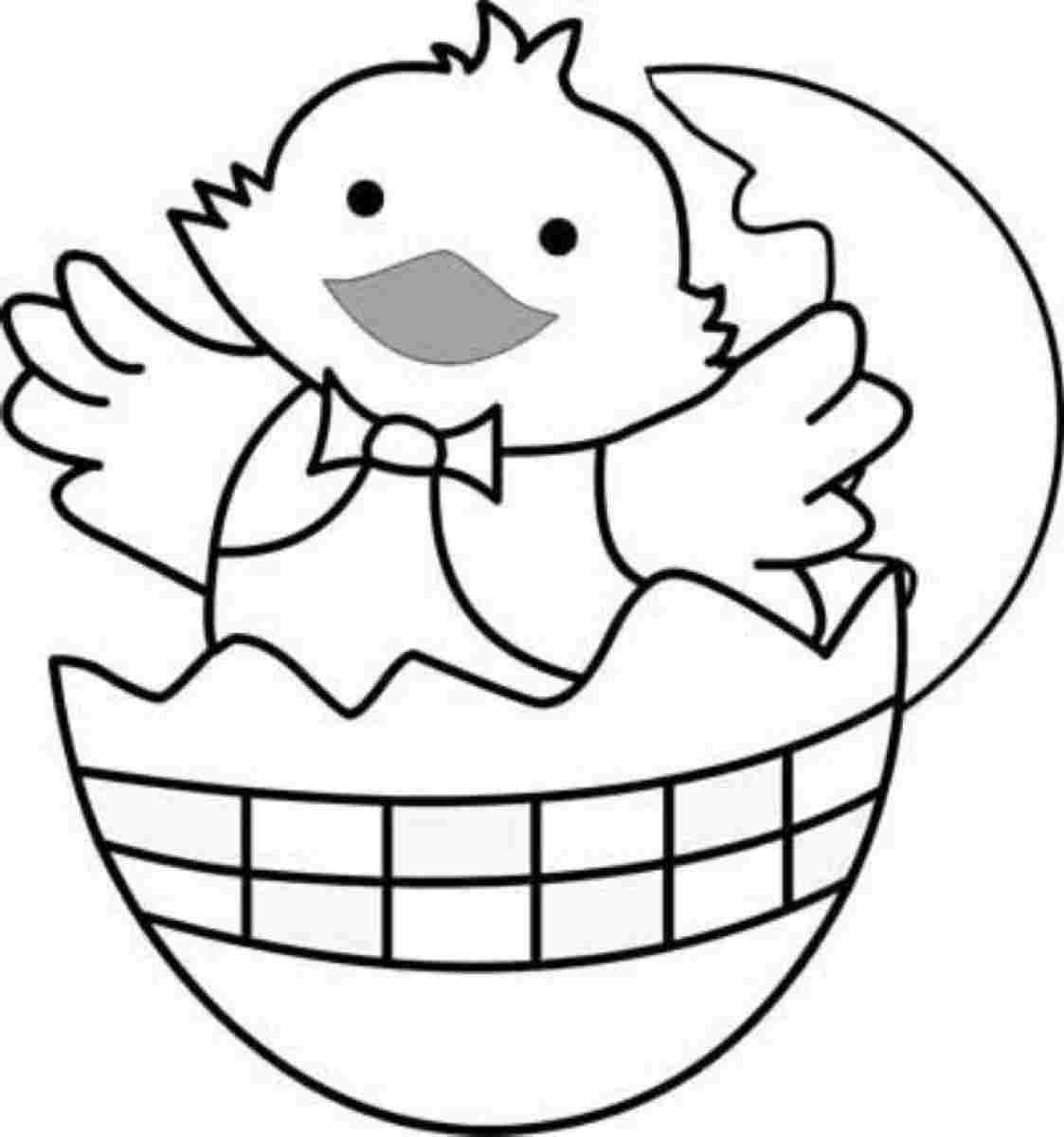 Easter Chick Pictures