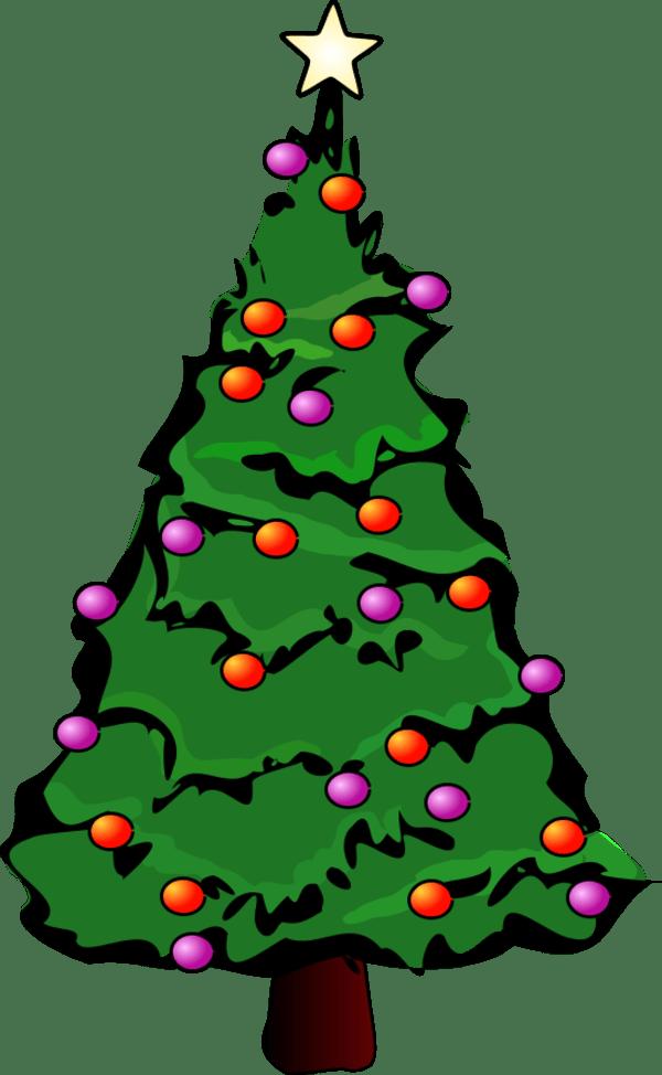 small christmas clip art