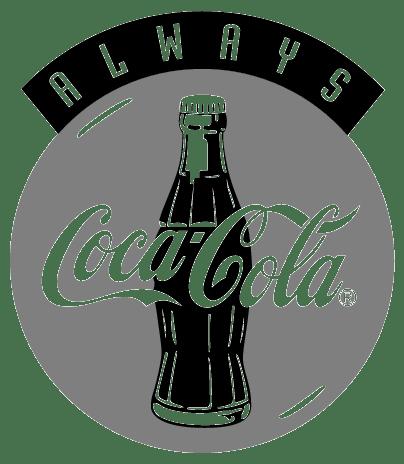 coca cola contour bottle