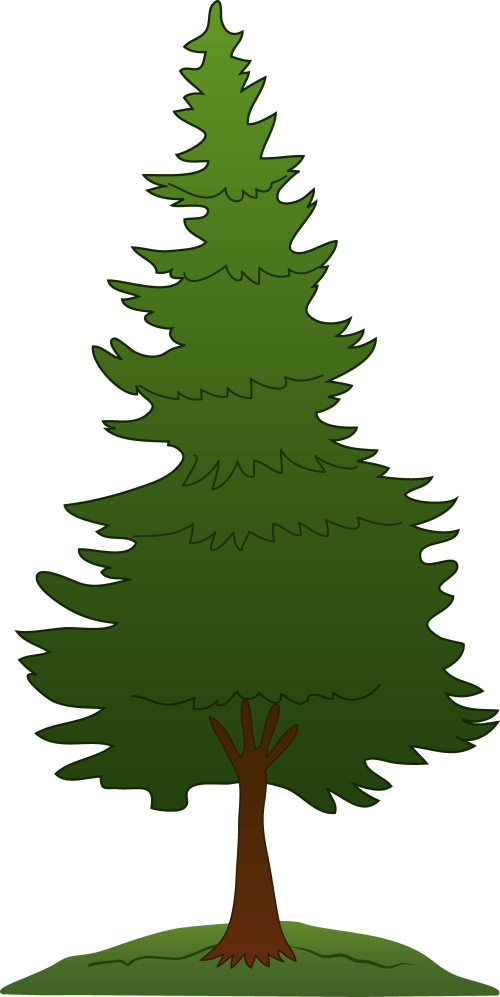 small resolution of pine tree clipart
