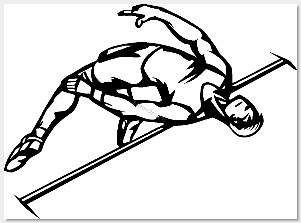 Free Track And Field Clipart