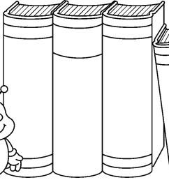 school books clip art black and white gallery [ 1150 x 763 Pixel ]